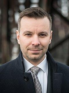 Marcel Kolaja Czech computer specialist, activist and politician