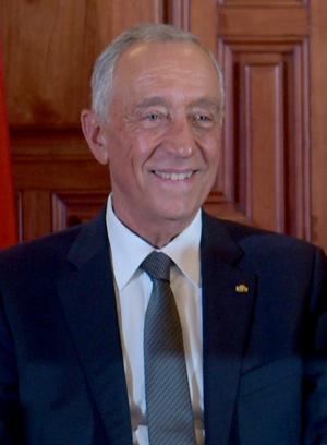 President of Portugal - Image: Marcelo Rebelo de Sousa, Visita de Estado ao México 2017 07 17