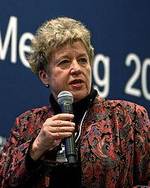 Margaret Catley-Carlson - Jahrestreffen des Weltwirtschaftsforums Davos 2010 crop.jpg