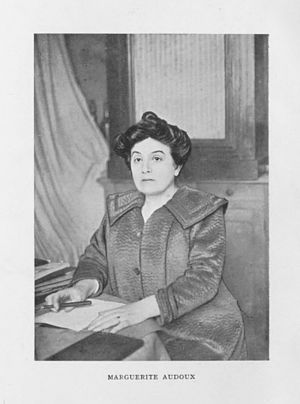 Marguerite Audoux cover