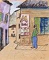 Marianne von Werefkin - Street Corner in Ascona.jpg