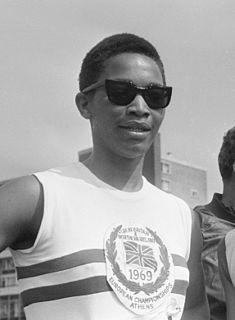 Marilyn Neufville Jamaican sprinter