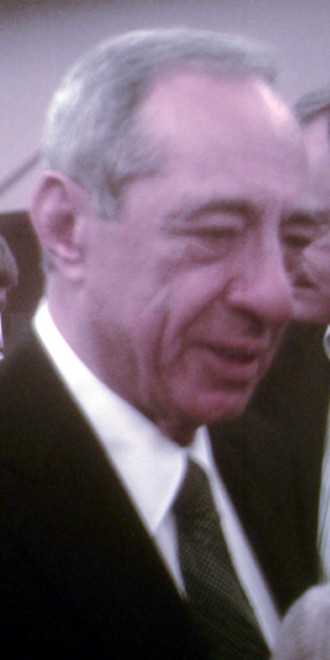 Mario Cuomo - Mario Cuomo after a lecture at Baldwin–Wallace College, September 10, 2007