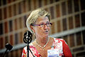 Marion Pedersen (V) talar vid BSPC 18 i Nyborg Danmark 2009-08-31.jpg