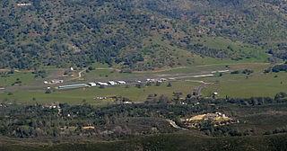 Mariposa-Yosemite Airport airport