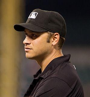 Mark Wegner American baseball umpire