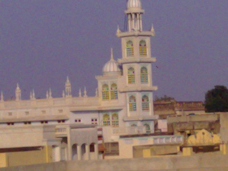 File:Markaj masjid bissau rajasthan - panoramio.jpg