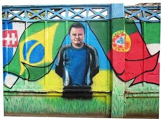 Myron Markevych - Graffiti. 2010
