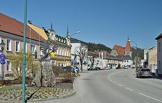 Rabenstein an der Pielach Place in Lower Austria, Austria