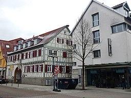 Marktstraße in Korntal-Münchingen