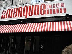 Marquee Club