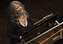 Argentina-Music-Martha Argerich concierto