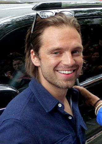 Sebastian Stan - Stan at an event for The Martian in 2015