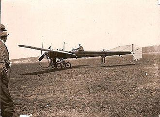 Martinsyde - Martin-Handasyde No.4B Dragonfly, 1911 at Brooklands