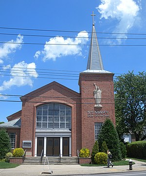 City Island, Bronx - St. Mary Star of the Sea Roman Catholic Church