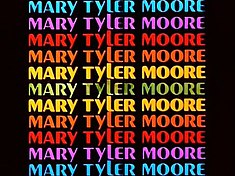 mary tyler moore show