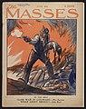 Massacre during Colorado Coal Strike at Ludlow, Colorado) - Drawn by John Sloan LCCN2016652761.jpg