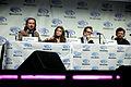 Matt Reeves, Keri Russell, Gary Oldman & Andy Serkis (13948547613).jpg