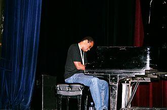 Matthew Shipp - Matthew Shipp in 2005.