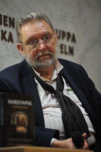 Matti Yrjänä Joensuu - Matti Yrjänä Joensuu in 2010