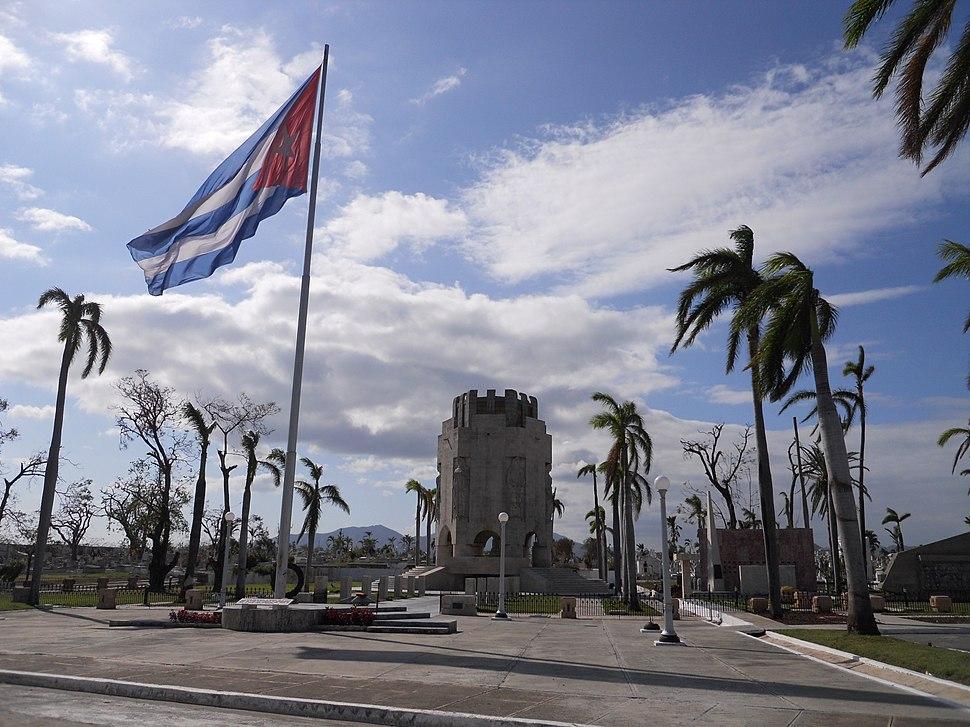 Mausoleo de Jos%C3%A9 Mart%C3%AD, Cementerio Santa Ifigenia, Santiago de Cuba.