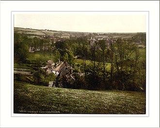 Lanherne - Vale of Lanherne, St Mawgan