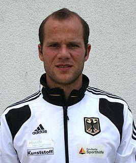 Max Hoff (canoeist) German sprint canoeist
