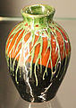 Max laüger per Manufakcture tonwerke, vaso ceramico, kandern 1898-1900 ca..JPG