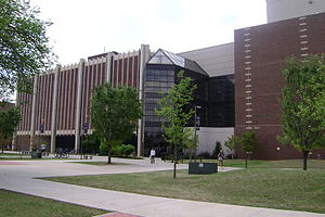 University of Central Oklahoma - The Max Chambers Library