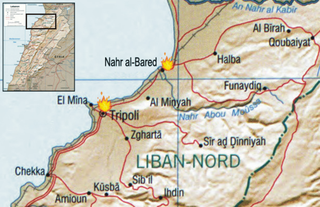 Timeline of the 2007 Lebanon conflict