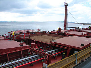 Ore-bulk-oil carrier ship type