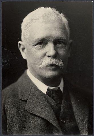 Wellington North by-election, 1918 - Image: Mayor Alfred de Bathe Brandon
