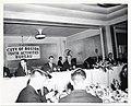 Mayor John F. Collins at the Men of the Future dinner (13559773845).jpg