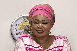 Rohey Malick Lowe Gambian politician