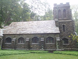 Mead Memorial Chapel from side.JPG