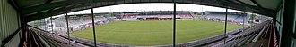 FC Emmen - Panorama JenS Vesting in Emmen