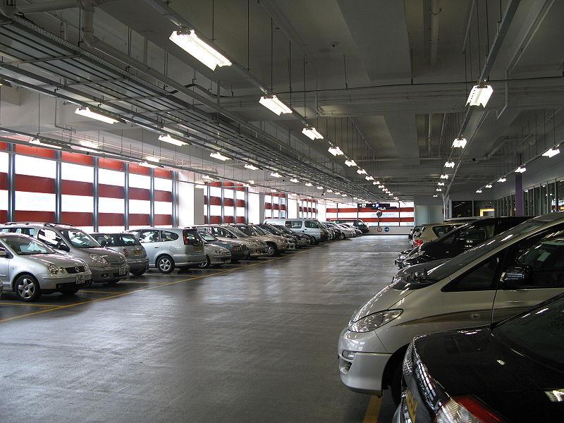 Megabox Car Park