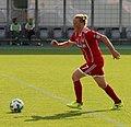 Melanie Behringer BL FCB gg. 1. FC Koeln Muenchen-1.jpg