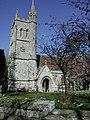 Melbury Abbas (Dorset) St Thomas's Church - geograph.org.uk - 70165.jpg