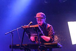 Martin Doherty nel 2013