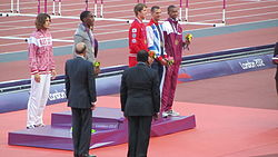 Men's high jump victory ceremony.jpg