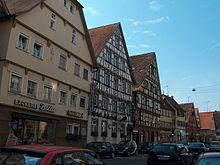 Rathaus Mengen