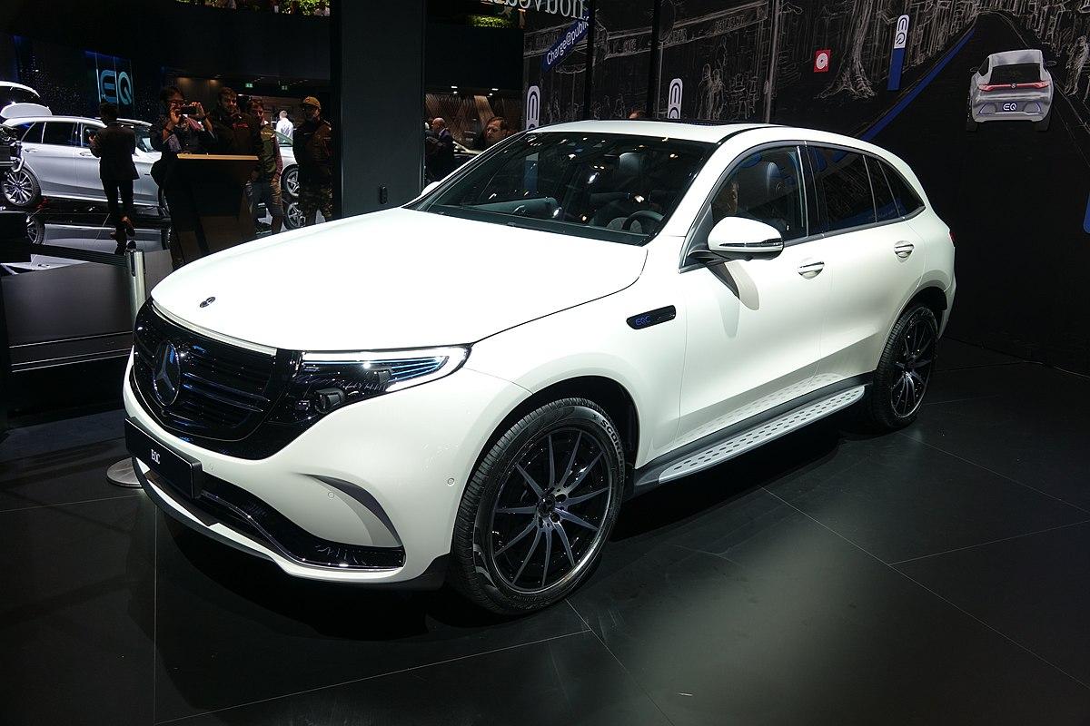 Nouvelle Mercedes Benz
