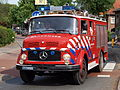 Mercedes 1113 Brandweer Gooi en Vechtstreek Bussem, Bridgehead 2011 pic2.JPG
