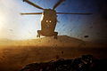 Merlin Helicopter Lands in Californian Desert During Ex Merlin Vortex MOD 45150795.jpg