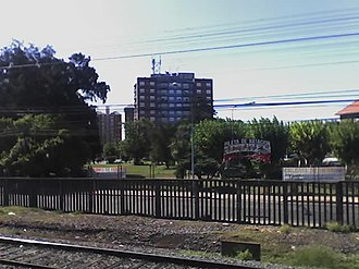 San Antonio de Padua - Near the railway station.