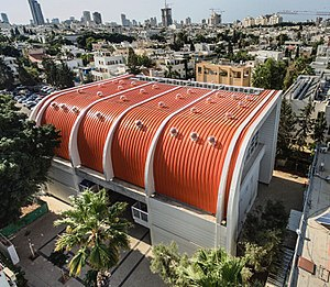 Moti Bodek - Meron School (Tel Aviv), designed by Moti Bodek and Dana Oberson