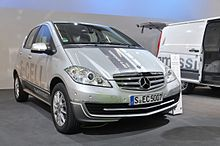 mercedes benz a klasse wikipedia. Black Bedroom Furniture Sets. Home Design Ideas