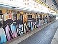 Metro - Roma - treno - kolej (11719286966).jpg