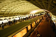 Washington's Metrorail, Metro Center station
